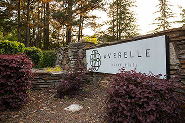 Entrada de Averelle North Hills